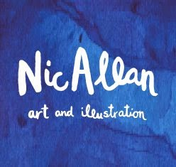 Nic Allan Art (my daughters website)