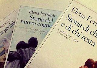 Romanzi di Elena Ferrante