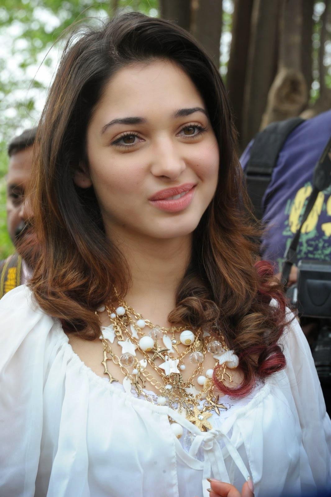 tamanna bhatia cleavage pics
