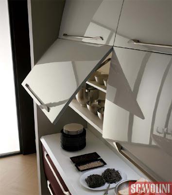 Decoraci n interior muebles de cocina ideas para for Donde poner la heladera en la cocina