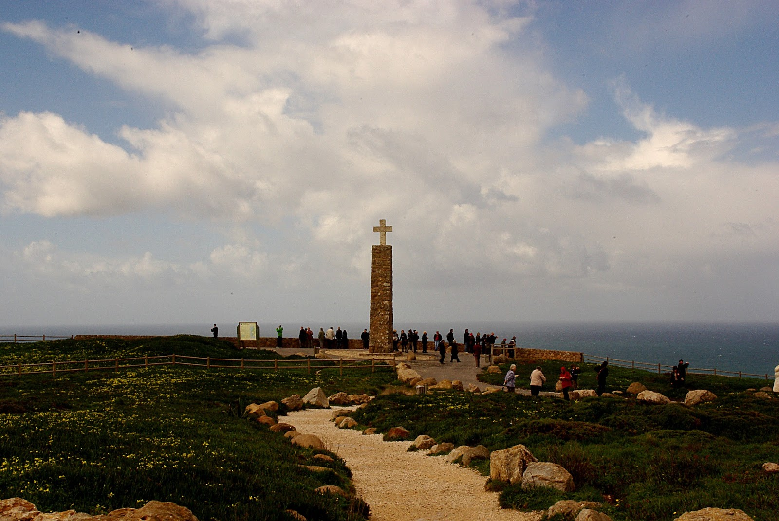 Cabo da Roca Lisbon Lizbona Sintra  00001