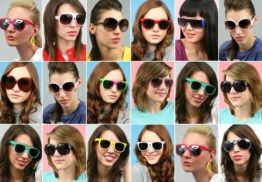 Quelles lunettes de soleil pour quel visage