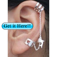 Cute Cartilage Earrings