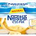 Papinhas da Nestlé com vidro na França