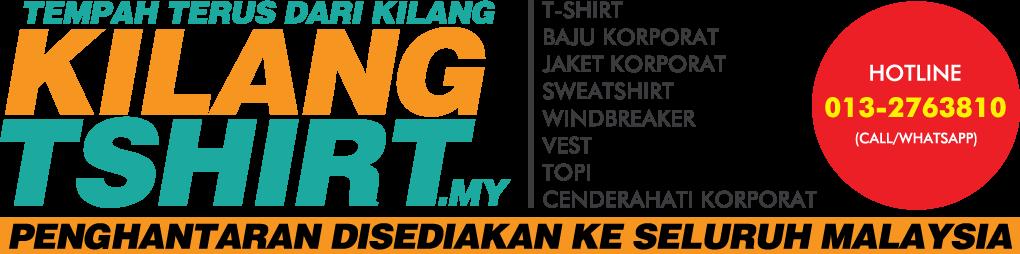 T Shirt Printing Malaysia | Cetak Baju Murah | Printing Baju Murah