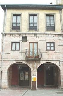 Grado, casa de Arias Miranda