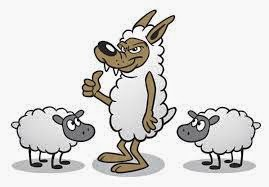 a wolf in sheep´s clothing idiom