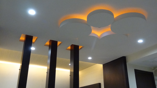 Koncept Living Interior Concepts: Wall Ceiling Interior Designers ...