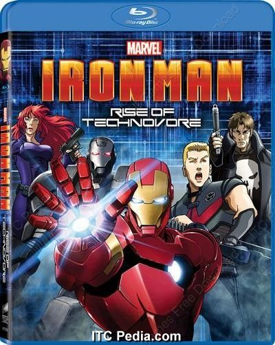 Iron Man: Rise Of Technovore (2013) BRRip 720p x264 MKVGuy
