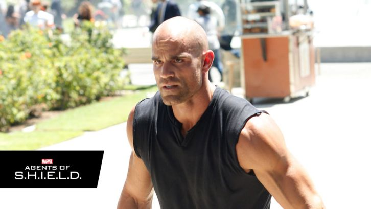 Agents of SHIELD - Season 2 - Brian Patrick Wade cast as Absorbing Man