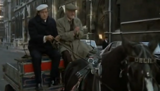 Steptoe & Son on a horse cart
