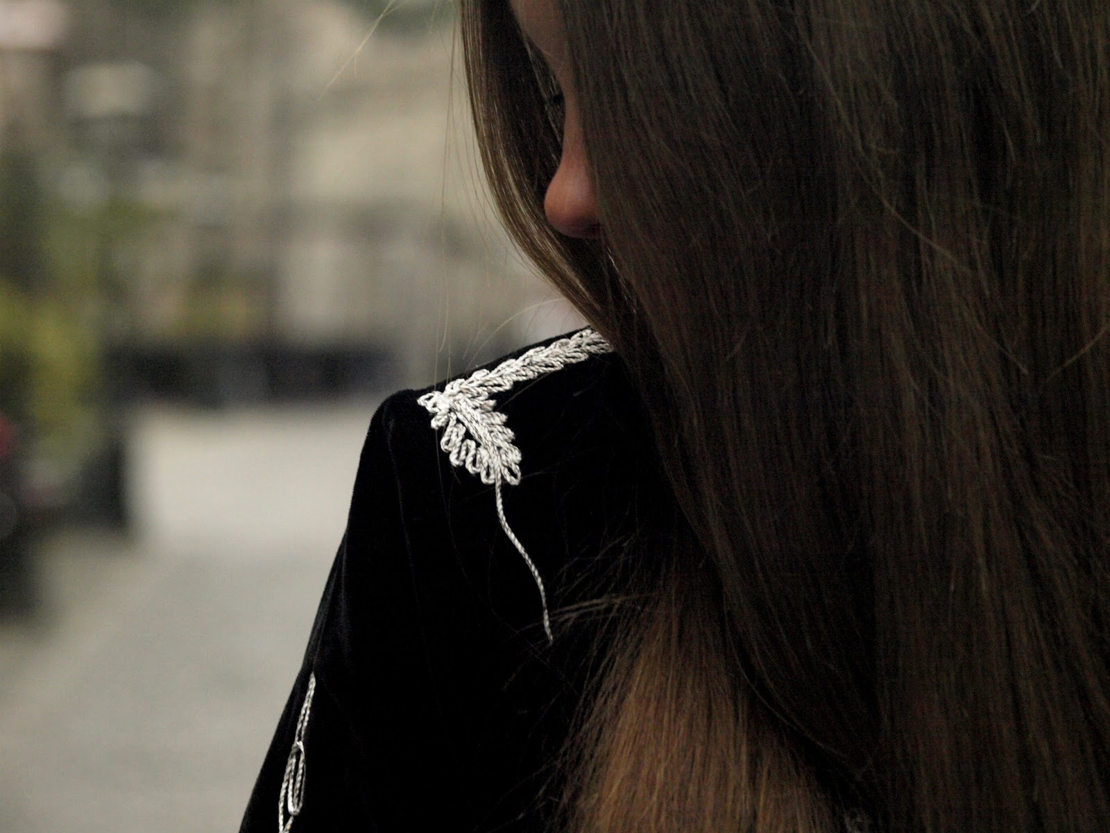 zara, paris collection, h&m, blouse, fashion, detail, mode, cold weather, frozen