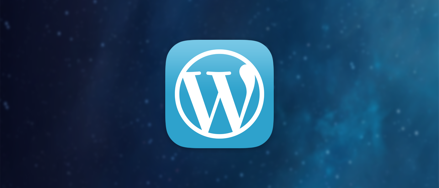 WordPress -- The actual Globe's Default Website Theme.