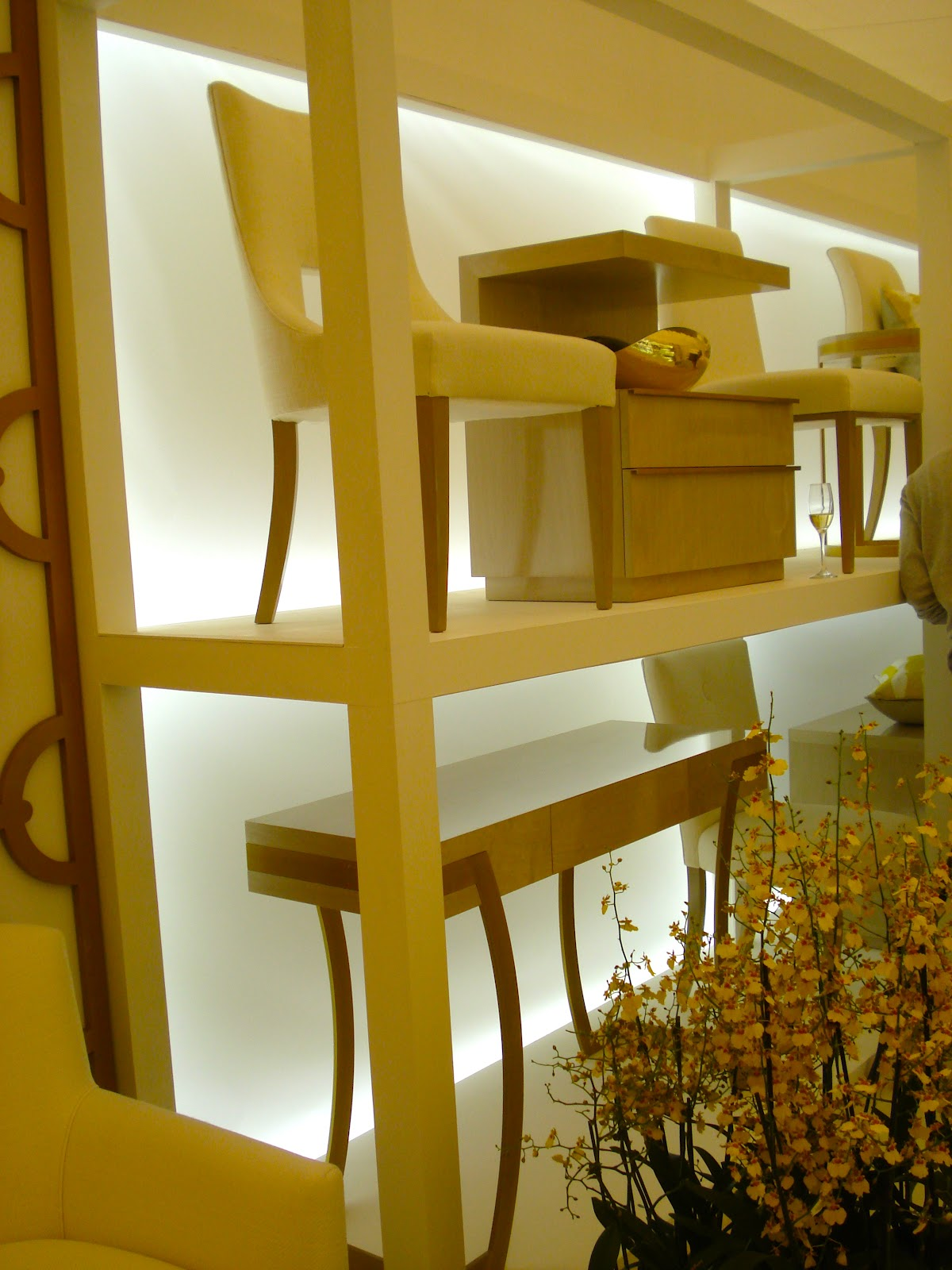 Alexandra d foster destinations perfected london for Interior design lighting specialist
