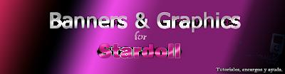 Banners & Grafics for Stardoll - Tutoriales, encargos y ayuda