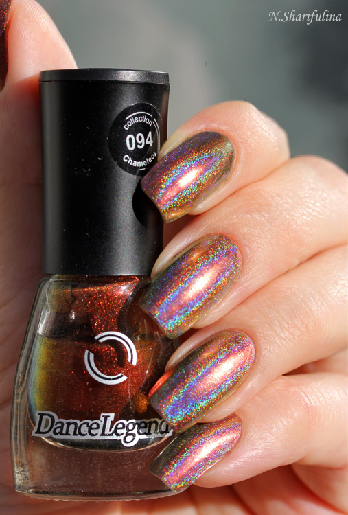DL Chameleon Boo и DL Топ Prismatic