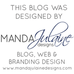 Manda Julaine Designs Button