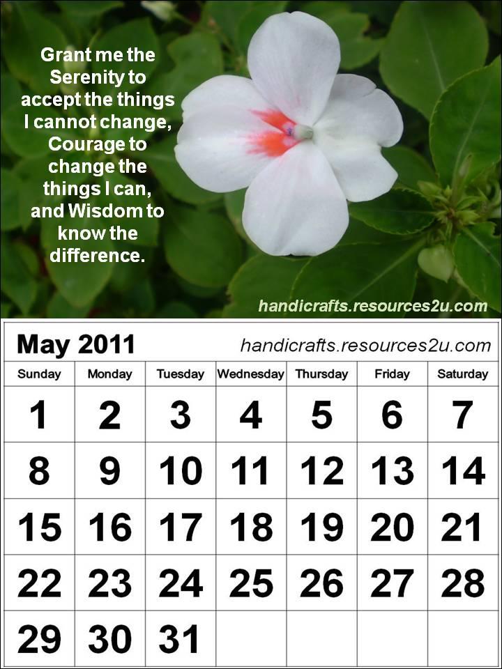 calendar 2011 may printable. Calendar 2011 May printable