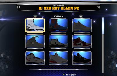 NBA 2K14 Update New Jordan Shoes Added