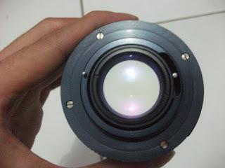 belakang lensa helios 44M-5 58mm f/2