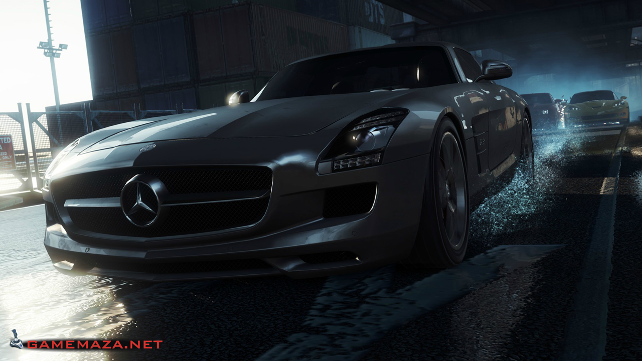 Обои nfs most wanted