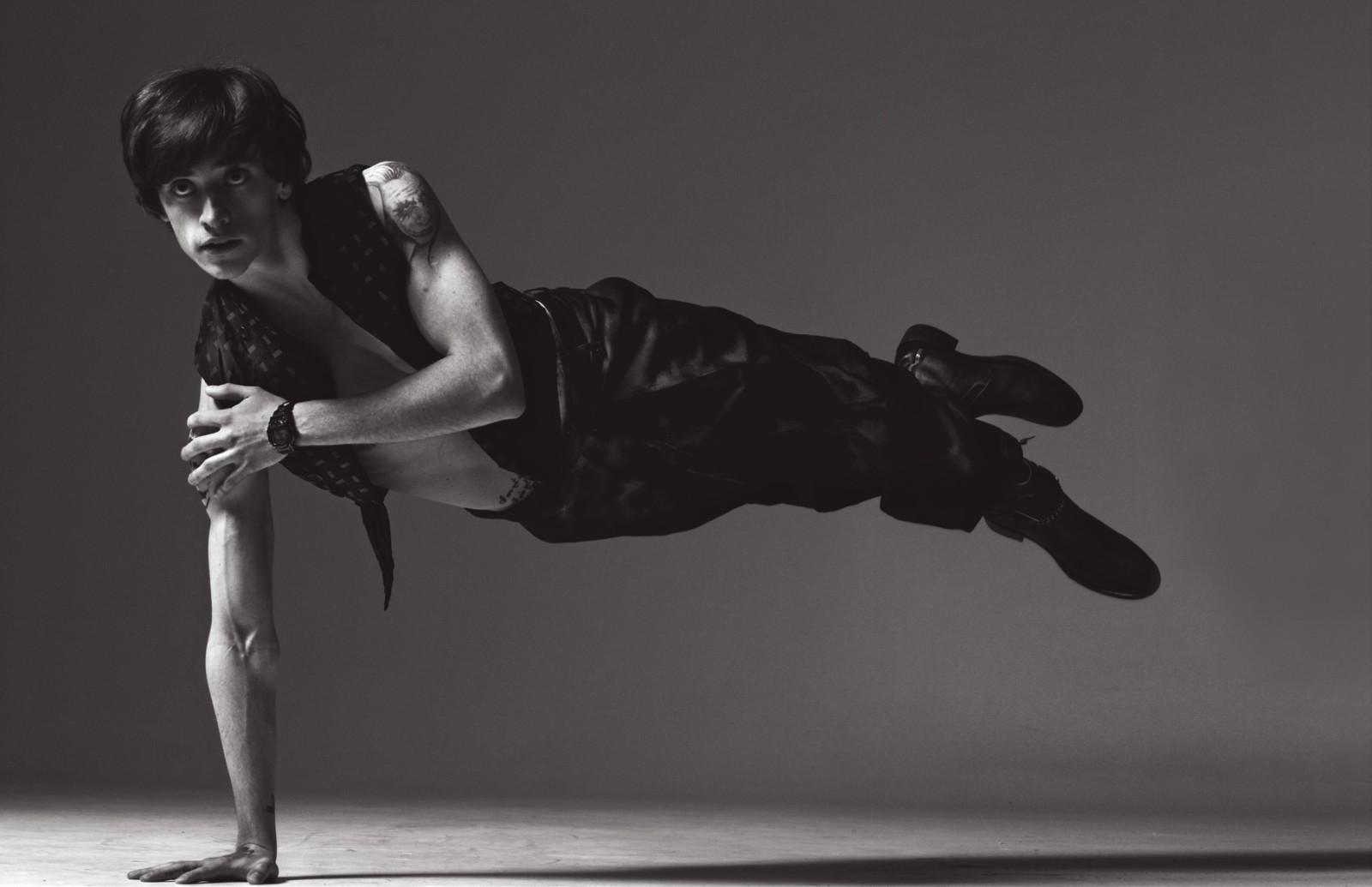 Фото известных мужчин балерин 4 фотография