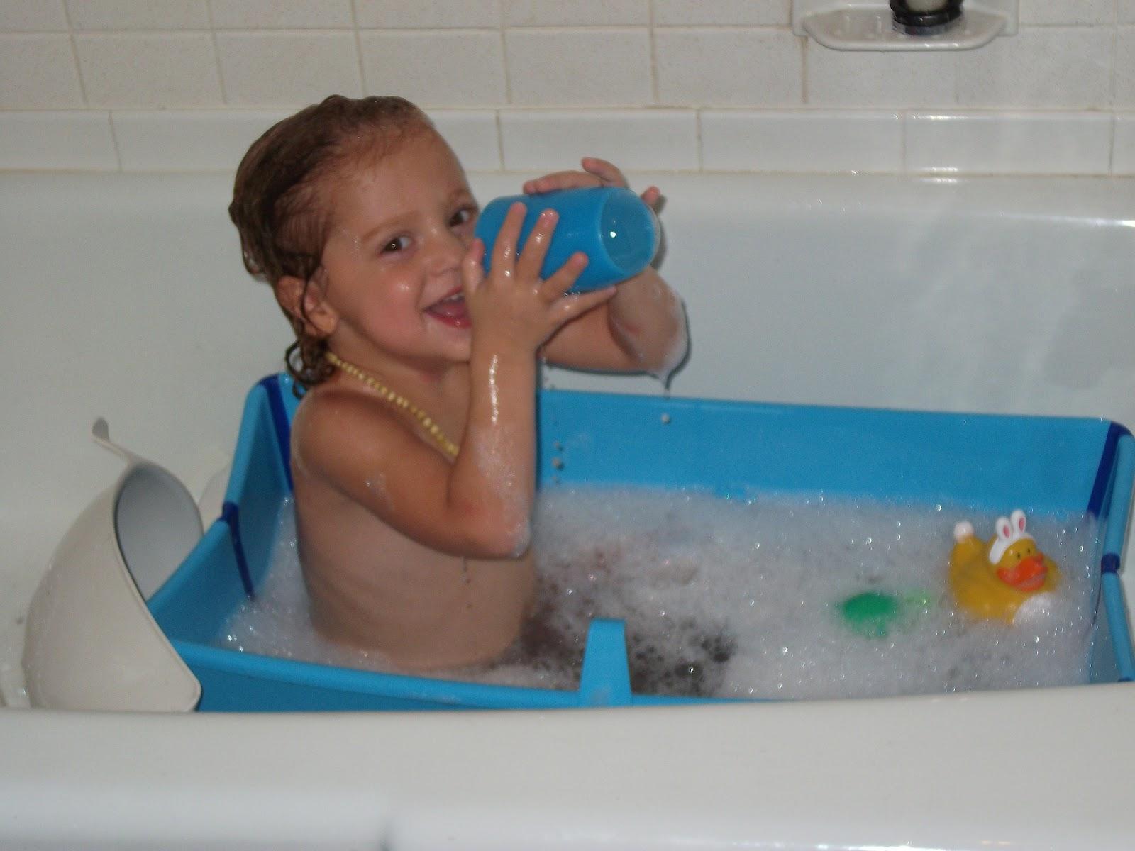Nice Prince Lionheart Flexibath Foldable Bathtub Thevote