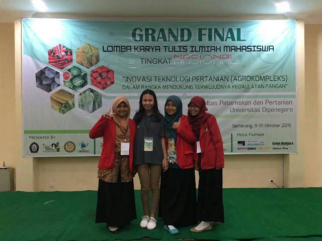 Delegasi Farmasi Unhas Masuk Grand Final LKTIM Tingkat Nasional