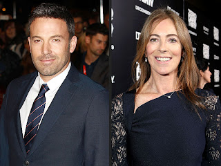 Ben Affleck - Kathryn Bigelow - Argo - Zero Dark Thirty - Oscar Snub