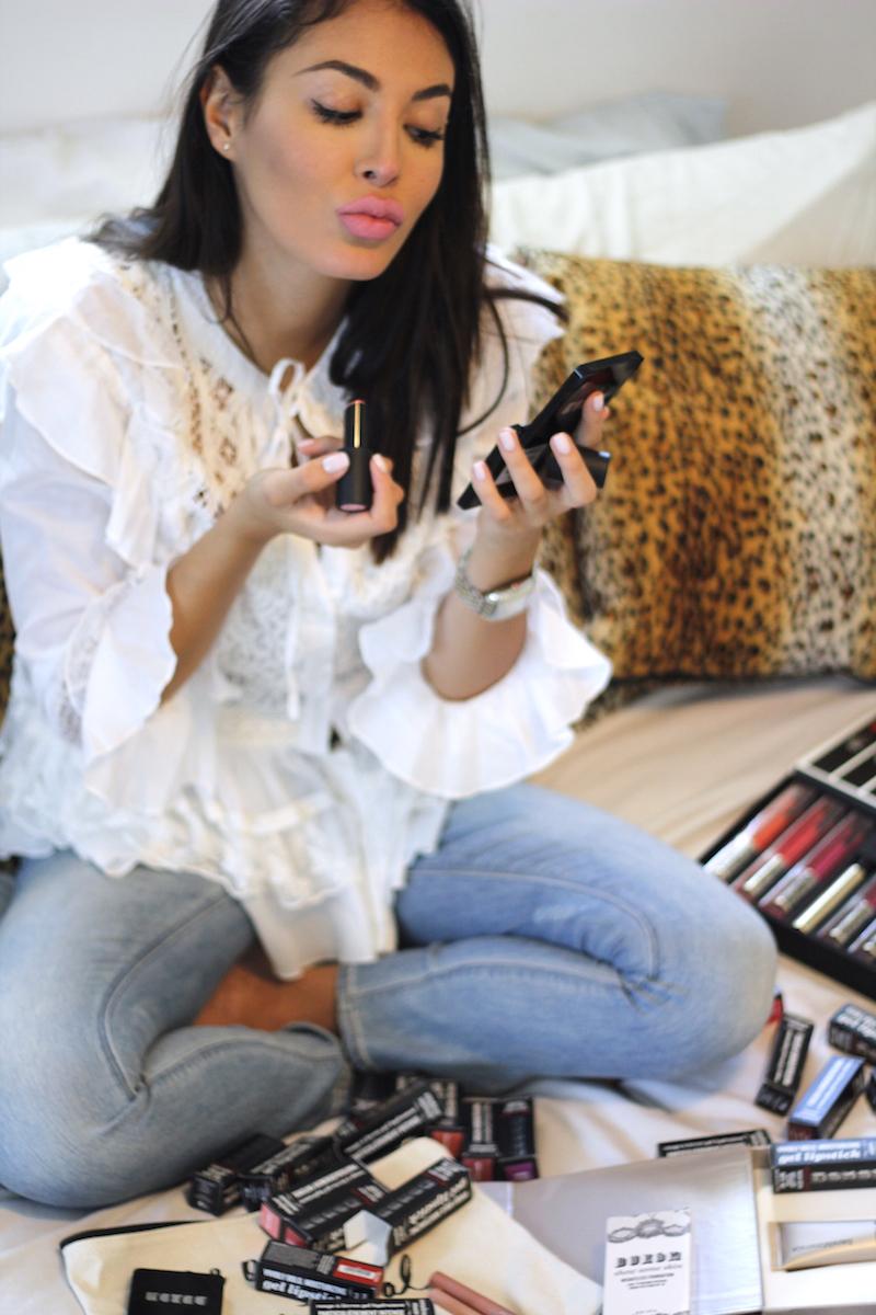 Bold Gel Lipstick Buxom Pink
