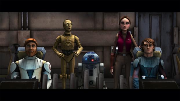 The Sci-Fi Lounge: Clone Wars