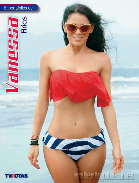 FOTOS: Vanessa Arias Revista TvNotas - Abril 2015
