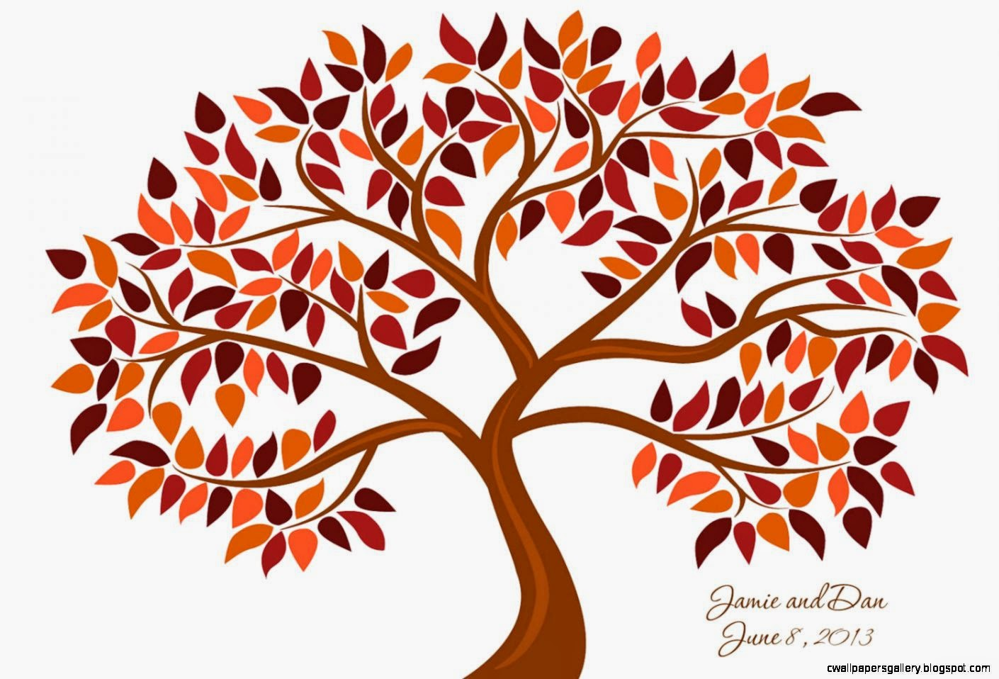 Autumn Tree Clipart  Amazing Wallpapers