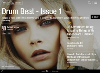 Drum Beat Cover - Issue 1