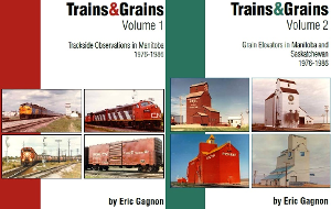 Trains and Grains, Volumes 1 & 2