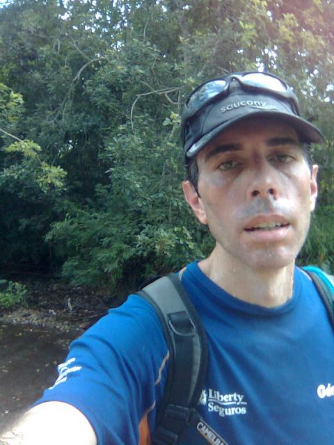 Agotamiento al correr