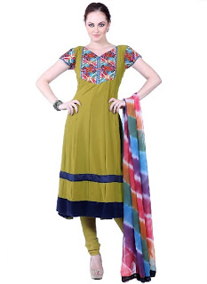 Eid Festive Wear Stylish Frocks