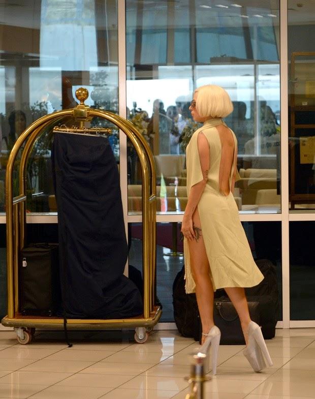 Lady Gaga in Istanbul, Turkey