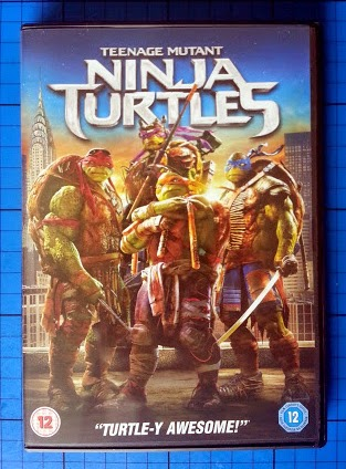 Teenage Mutant Ninja Turtles DVD Review and Giveaway