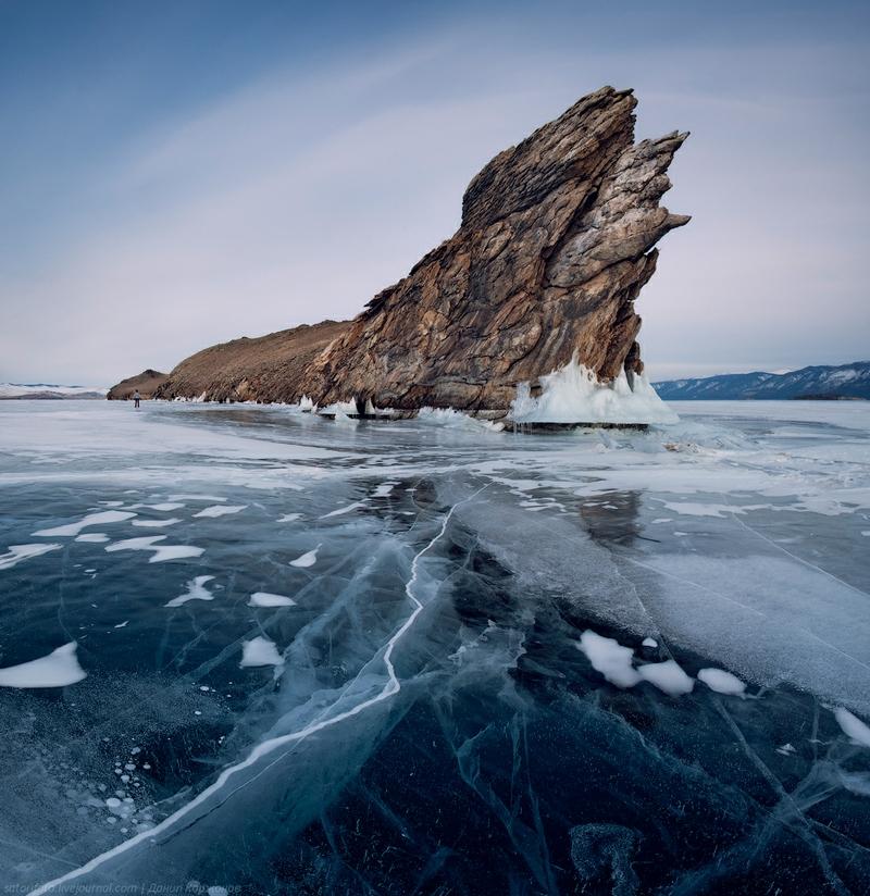Incredible Things: Lake Baikal - 513.7KB