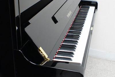 dan Piano Secondhand Yamaha U3H