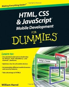 Ebook belajar HTML, CSS, and JavaScript untuk Mobile