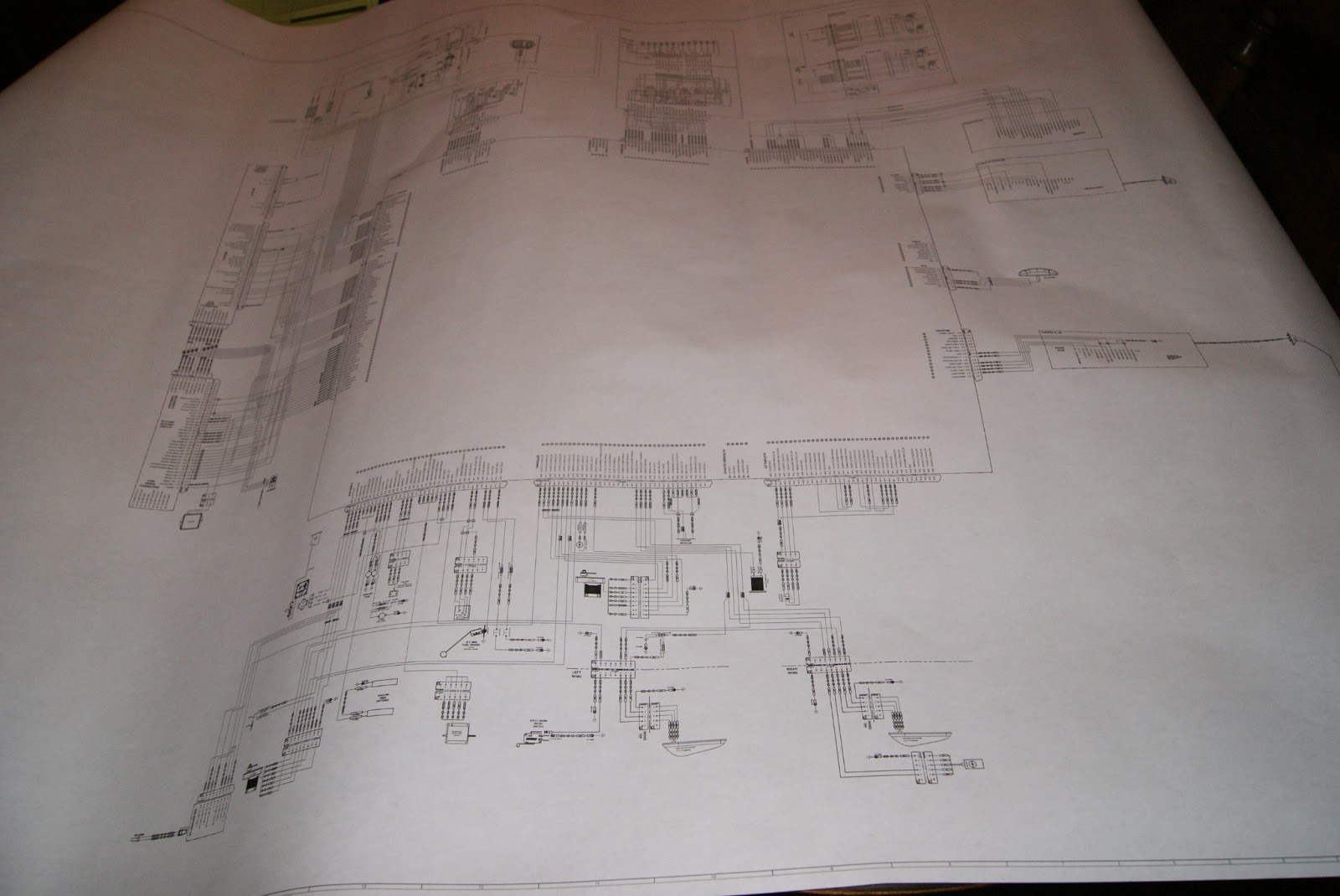 Dog Aviation Johns Rv 12 Blog January 2013 Schematic Diagram Honestly The Would Need To Be About Size Of Side A Cargo Van As Easily Read