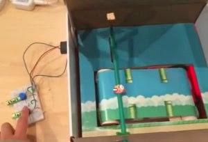 Game Flappy Bird Ternyata Ada Juga di Dunia Nyata