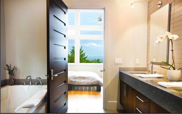 Fotos y dise os de puertas junio 2013 for Puertas de madera para dormitorios