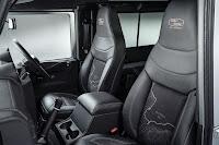 Land Rover Defender 90 Station Wagon '2,000,000' (2015) Interior