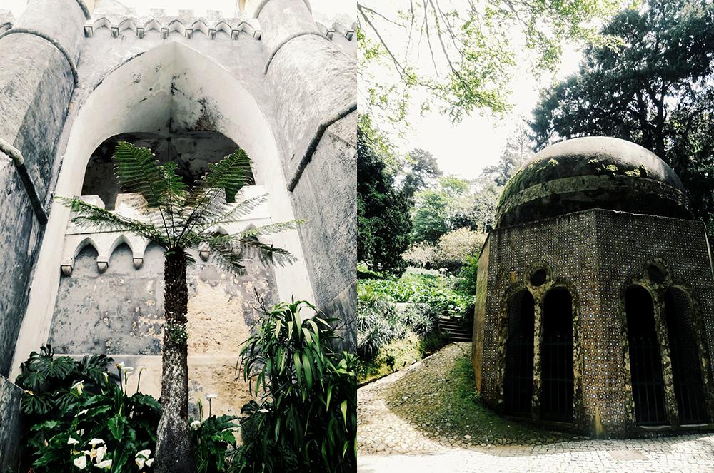Palais de Pena, Sintra - portugal - www.hellolaroux.com