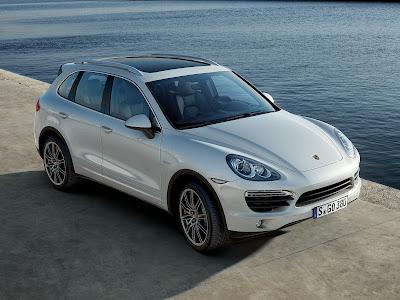 2011 Cayenne Porsche