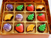 ASSORTED FRUIT CHOC