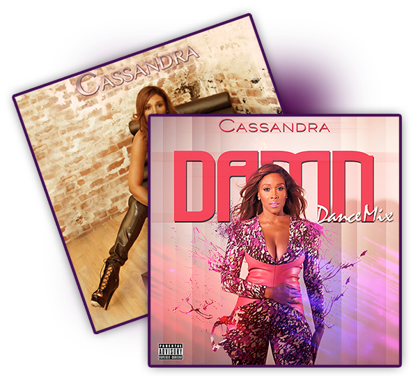 "Cassandra's New Single ""Damn"" Radio/Remix & Dance Downloads Here!"
